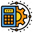 Accountant Manager Icon