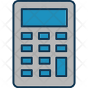 Accounting Budget Forecasting Calculator Icon
