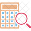 Accounting Accounts Research Auditing Icon
