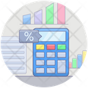 Accounting Financial Accounting Bookkeeping Icon