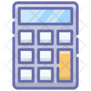 Accounting Calculations Calculator Icon