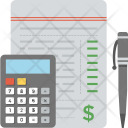 Accounting Business Finance Icon