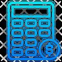 Calculator Accounting Money Icon