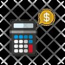 Calculator Finance Business Icon