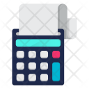 Accounting Calculation Icon