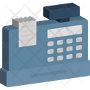 Accounting Cash Register Checkout Icon