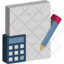Budget Accounting Banking Icon