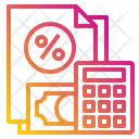 Accounting Currency Economy Icon