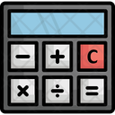 Accounting Calculating Device Calculator Icon