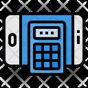 Calculator Accounting Application Icon