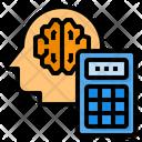 Accounting Calculator Saving Icon