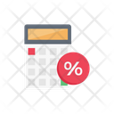 Accounting Mathematics Stats Icon