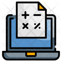 Accounting Software Statistics Icon
