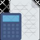 Calculator Calculation Business Icon