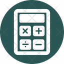 Accounting Calculating Calculator Icon