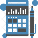 Accounting Budget Calculator Icon