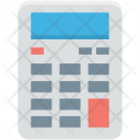 Accounting Calculation Calculator Icon