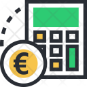Accounting Calculation Calculator Icon