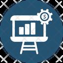 Accounting Analysis Financial Analysis Financial Data Icon