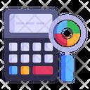 Accounting Analysis Icon