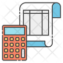 Accounting Budget Icon