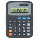 Accounting Calc Icon