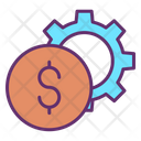 Accounting Dollar Icon