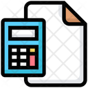 Accounting File Icon