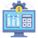 Accounting Information Systems Icon