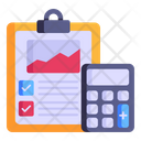 Accounting List Icon
