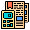 Accounting Report Icon