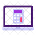 Accounting Software Budget Accounting Online Calculation Icon