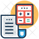 Accounting Mathematics Calculation Icon