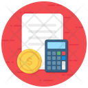 Estimator Calculator Mathematicians Tool Icon