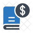 Book Dollar Cash Icon