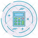 Accounts Calculator Finance Icon