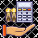 Budget Planning Accounts Icon