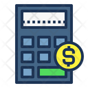 Calculator Calculate Finance Icon