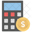 Calculator Arithmetics Mathematics Icon