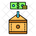 Account Receivable Money Icon