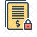 Accounts Storage Safety Password Icon