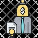 Accredited Investor Icon