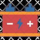 Accu Accumulator Battery Icon