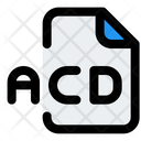 Acd File Icon