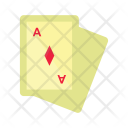 Ace Cards Game Icon