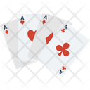 Ace Of Heart Suit Card Heart Card Icon