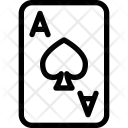 Ace Spade Icon