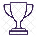 Acheivement Awards Cup Icon