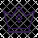 Acheivement Awards Crown Icon