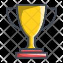 Achievement Cup Trophy Icon
